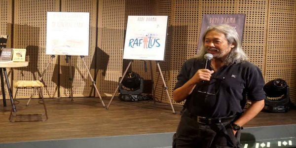 Agenda-3 Mitos Sastra Menurut Seno Gumira Ajidarma