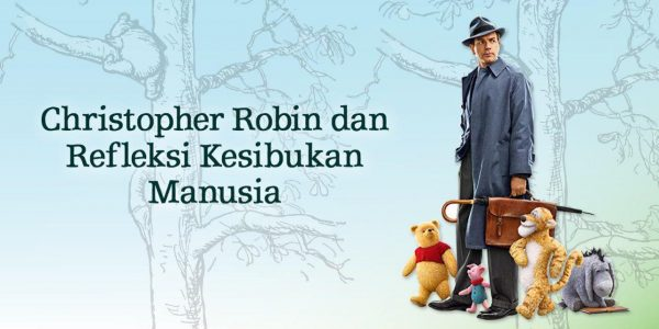 review film Christopher Robin Winnie the Pooh