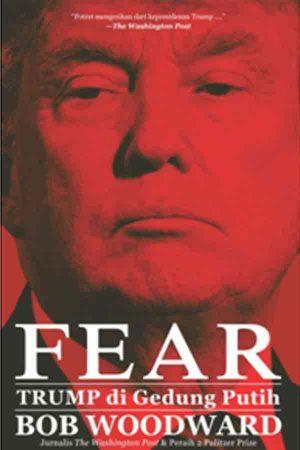 Buku FEAR: Trump di Gedung Putih
