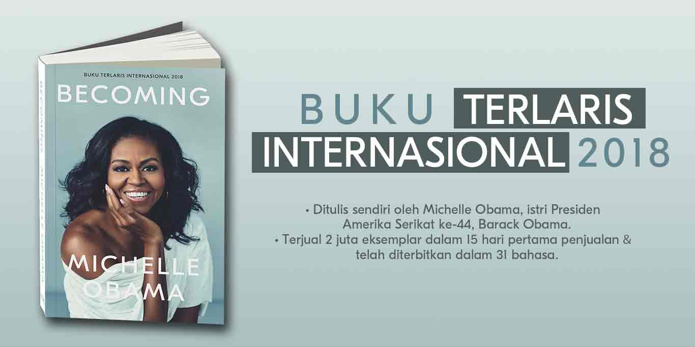 Pre Oprde Buku Becoming-Buku-Terlaris