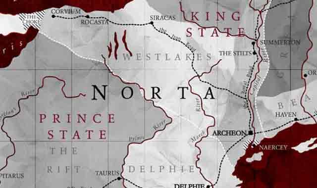 Menjelajah Lokasi-Lokasi Menarik Dalam Seri Red Queen