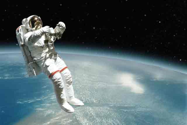 Cican-astronaut