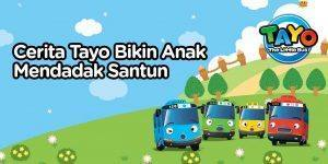Seri Tayo Si Bus Kecil: Hari yang Menyenangkan