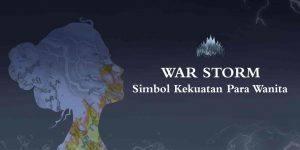 Red Queen Trilogy #4: War Storm