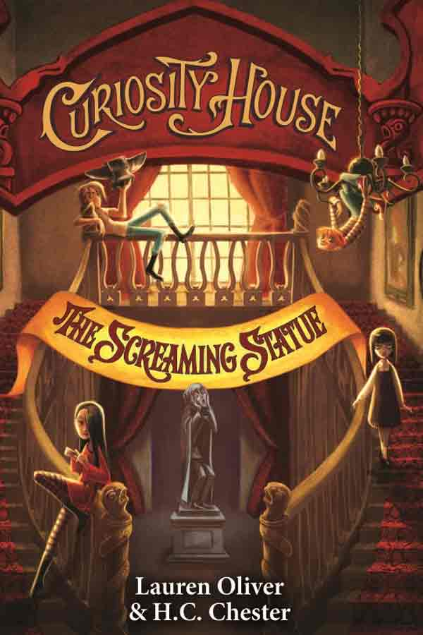 Curiosity House #2 The Screaming Statue