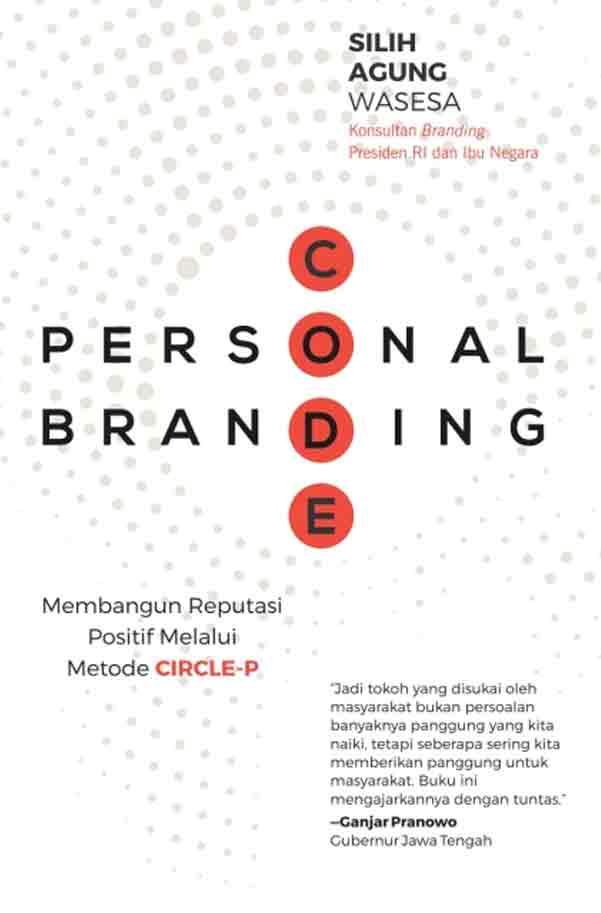 Personal Branding Code Membangun Reputasi Positif Melalui Metode Circle-P
